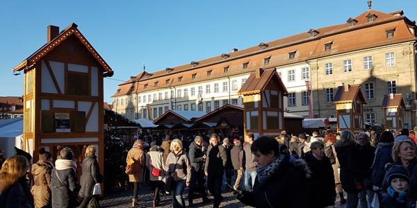 Bamberg Weihnachtsmarkt.Weihnachtsmarkt Bamberg 2018 Bamberg Weihnachtsmarkt Termin