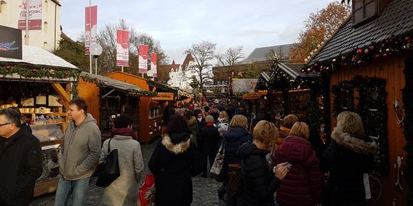 Christkindlmarkt Ingolstadt 2019 Weihnachtsmarkt Ingolstadt